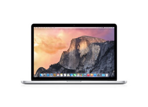 Apple MacBook Pro, 2,5 GHz Intel Core i7, 16 Go (Retina, 15 pouces, mi-2014)