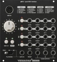 Vermona qMI2 - Quad MIDI Interface