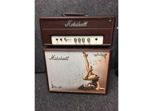 Marshall Class 5 Head Custom Pin up