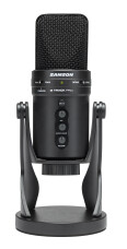 Samson G-Track Pro, micro et interface audio