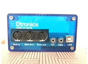 Dtronics USB CV Gate