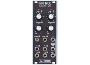 AJH Synth MiniMod Dual LFO + VCA