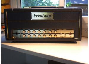 FredAmp FredAmp custom amplification