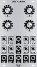 L-1 Synthesizer Quad VCA/Mixer