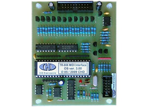 CHD Elektroservis TR808-M - TR808 Midi Interface