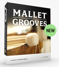 XLN Audio Mallet Grooves MIDI Pak