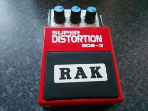 RAK SDS-2 Super Distortion