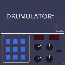 Samples From Mars Drumulator From Mars