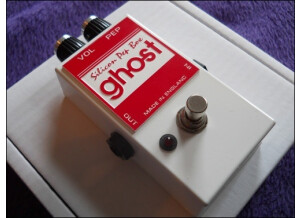 Ghost Effects Silicon Pep Box