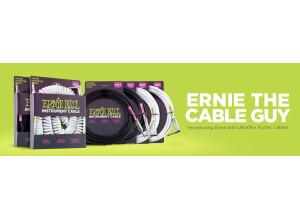 Ernie Ball Ultraflex Instrument Cable