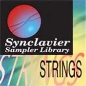 Ilio Samples Cd Synclavier Strings