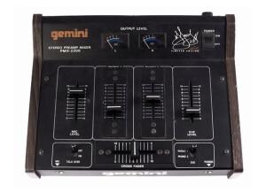 Gemini DJ PMX-2200 JAZZY JEFF