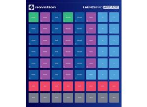 Novation Launchpad Arcade