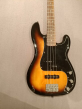 Tornade MS Pickups Precision / Jazz Bass Set