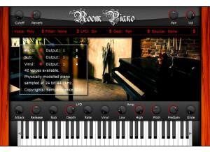 Sample Science Room Piano