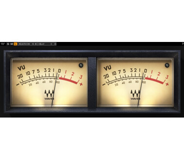 Waves VU Meter