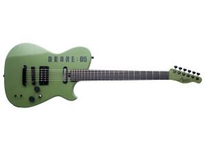 Manson Guitars 25th Guitar Show 2017 Release DR-1 Final Edition