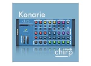 Konarie Music Konarie Chirp Synthesizer