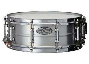 "Pearl SensiTone Beaded Seamless Aluminum Snare 14x5"""