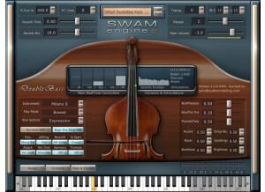 Audio Modeling Double Bass