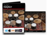 Les Westwood Drums d'Audio Assault à 4 €