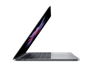 Apple MacBook Pro (13-inch, 2017, Deux ports Thunderbolt 3)