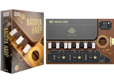 UVI baisse le prix de sa Nagoya Harp