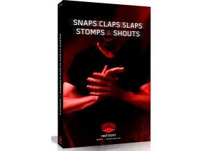 Red Room Audio Snaps Claps Slaps Stomps & Shouts