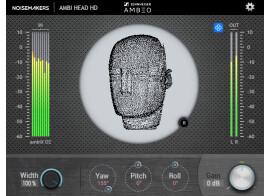 Ambi Eyes, un add-on vidéo pour l'Ambo Head HD de Noise Makers