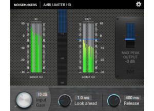 Noise Makers Ambi Limiter HD