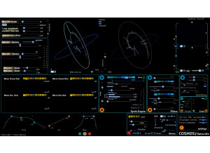 sonicLAB Cosmosƒ Saturn5S