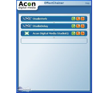 Acon Digital Media EffectChainer [Freeware]