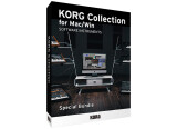 L'ARP Odyssey intègre la Korg Collection