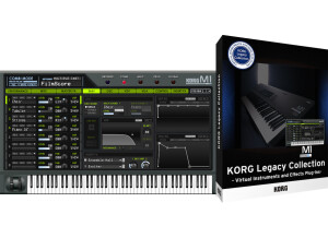 Korg Legacy Collection M1