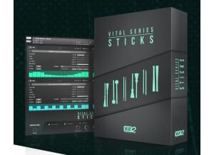 Vir2 Instruments Sticks