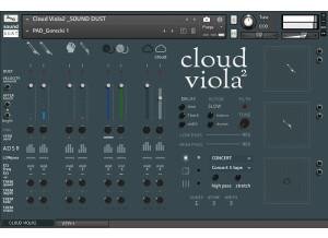 Sound Dust Cloud Viola2