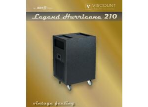 Viscount Legend Hurricane 210