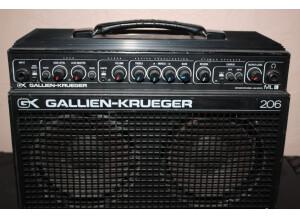 Gallien Krueger 206MLE