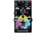 Vends Alexander Pedals Colour Theory