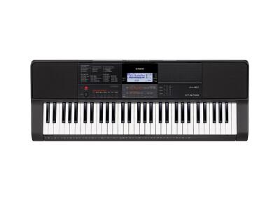 [NAMM] Casio présente la série de claviers CT-X