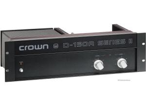 Crown D-150A Série II