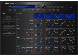 Roland JV-1080 Software Synthesizer