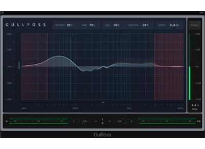 Soundtheory présente Gullfoss Live avec la mise à jour de Gullfoss