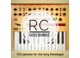 100 patches pour le Korg Monologue