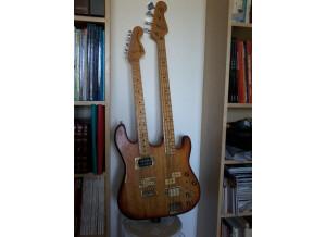 Fender Double manche Tele+Precision bass