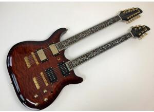 Prestige Guitars Heritage Elite Double Neck limited edition