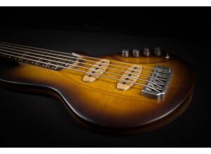 Alquier Guitars Pulsar 5 String