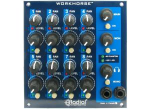 Radial Engineering WM8 Workhorse Mixer Module