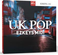 Toontrack UK Pop EZKeys MIDI