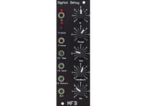 M.F.B. Digital Delay